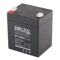 Аккумулятор для бесперебойника Delta 12V 4,5Ah
