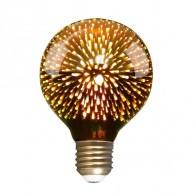 Лампа светодиодная Art Smartbuy G80 7W 2000K E27