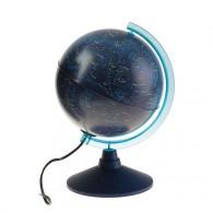 Глобус с подсветкой 21см звездное небо (4074443)