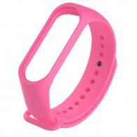 Ремешок для фитнес-браслета Mi3\Mi4 розовый
