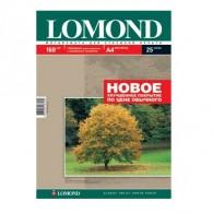 Бумага Lomond глянцевая A4, 160 г /50 листов (0102055)/19