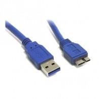 Кабель Am - microUSB SmartBuy для жестких дисков USB3.0 1,8м