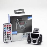 MP3 FM модулятор автомоб. KTS KCB-925 (Bluetooth, USB)