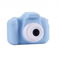 Детская фотокамера ЕТ004 голубая