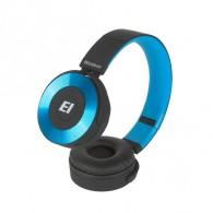 Наушники-плеер Eltronic 4465 (microSD, Bluetooth) синие