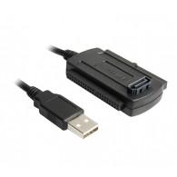 "Кабель- адаптер Orient UHD-103N (USB->SATA II&IDE, для HDD 3.5\2.5"", с б\п)"
