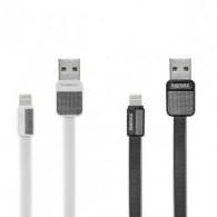 Кабель USB- iPhone5 Remax Metal 1м (RC-044i)