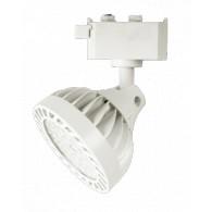 Трековый прожектор Jazzway PTR 1125 25w 4000K IP40 белый