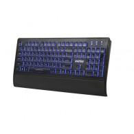 Клавиатура SmartBuy 353 USB игровая черная с подсветкой (SBK-353U-K)