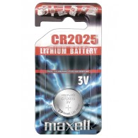 Батарейка Maxell CR2025 BL 1/100