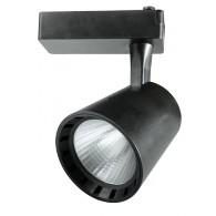 Трековый прожектор Jazzway PTR 0325 25w 4000K IP40 черный