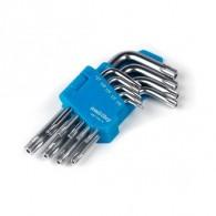 Набор ключей с отверст. (10,15,20,25,27,30,40,50) Smartbuy (SBT-TSS9)