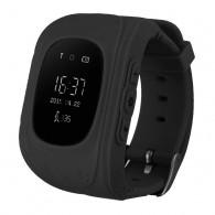 Smart-часы Q50 Hello детские с GPS трекером черные