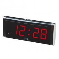 Часы электронные 730 (220V+2*ААА, крас.цифры)