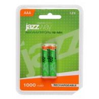 Аккумулятор Jazzway R03 1000 Ni-Mh BL 2/20