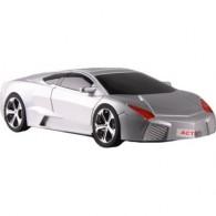 Мини-колонка машинка Lamborghini (HY-T508) (MicroSD, USB, AUX, FM)