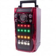 Колонка портативная EPE FP-1819BT (USB\SD\microSD\подсветка)