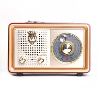 Радиоприемник БЗРП РП-324 (УКВ,СВ,КВ, USB,SD,microSD, 220v,2*R20)