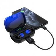 Гарнитура Bluetooth Smartbuy i500 (SBH-3022) пауэрбэнк 2800mAh, чер-син