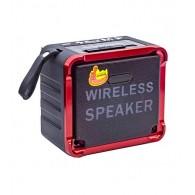 Радиоприемник EPE FP-9037BT (Bluetooth/USB /microSD/FM/акб 18650) красный