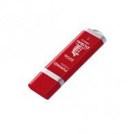 Флэш-диск Fumiko 32GB USB 2.0 Dubai красный