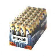 Батарейка Maxell LR03 Alkaline box-32/512