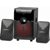 Колонки Defender 2.1 X182 (18W, FM/MP3/SD/USB Bluetooth) (65182)