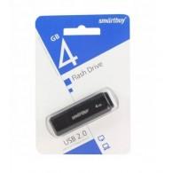 Флэш-диск SmartBuy 4GB USB 2.0 LM05 черный