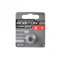 Батарейка Robiton CR1\3N 3V BL 1\20