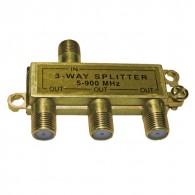Сплиттер 3-Way 5-900МГц Сигнал