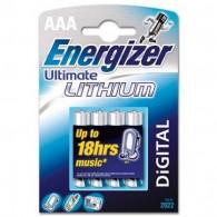 Батарейка Energizer L92 BL 4/48 (AAA литий !!)