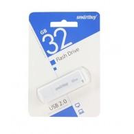 Флэш-диск SmartBuy 32GB USB 2.0 LM05 белый
