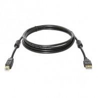 Кабель USB 2.0 А->B 1,8м для принтера Defender