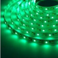Светодиодная лента Activ 5050/60 Зеленый IP20 (5м)