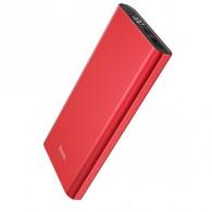 Внешний аккумулятор 10000mAh Hoco J68 красный