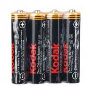 Батарейка Kodak R03 Extra Heavy Duty sh 4/40/200