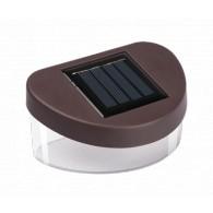 Светильник садовый Фаzа SLR-W02 настенный на солнечной батарее