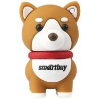 Флэш-диск SmartBuy 16GB USB 2.0 Собака Akita
