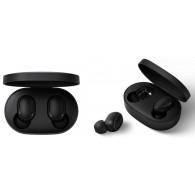 Гарнитура Bluetooth TWS12 черная, LCD (вакуумн.наушники)