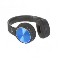 Наушники-плеер Eltronic 4461 (microSD, Bluetooth) синие