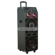 Колонка портативная Jerry B-120 (Bluetooth/USB /microSD/FM/микрофон) чер