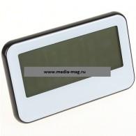 Часы электронные (дата, будильник, термометр) DS-2618