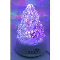 Диско-елка светодиодная с Bluetooth