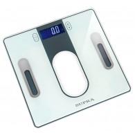 Весы эл.напольные Supra BSS-6300 серые