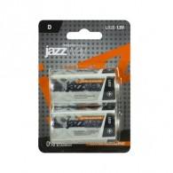 Батарейка Jazzway LR20 Ultra Alkaline BL 2/24/96