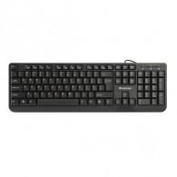 Клавиатура Defender НМ-710 OfficeMate USB черная (45710)