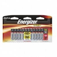 Батарейка Energizer LR6 BL 16/96