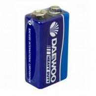 Батарейка Daewoo 6F22 sh 1/10/100/400