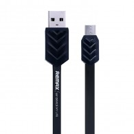 Кабель Am - microUSB Remax Fishbone 1m