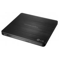 Внешний DVD-RW USB-привод LG GP80NB60 USB2.0 черный